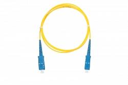 Шнур волоконно-оптический NIKOMAX NMF-PC1S2A2-SCU-SCU-010