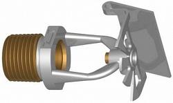 Ороситель дренчерный водяной горизонтальный Спецавтоматика Бийск ДВГ-12