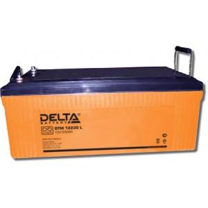 Аккумулятор Delta DTM 12230