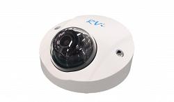 Уличная купольная IP видеокамера iTech PRO RVi-IPC34M-IR V.2 (2.8 мм)