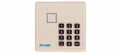 SR-SC120K (бежевый) Автономный контроллер со встроенным считывателем и клавиатурой