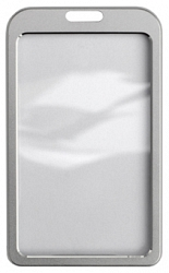 Бампер вертикальный алюминиевый Smartec ST-AC204VP