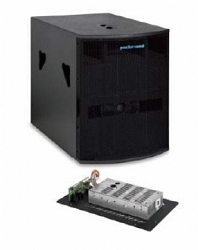 Низкочастотная активная акустическая система Peecker Sound 40SW15/A