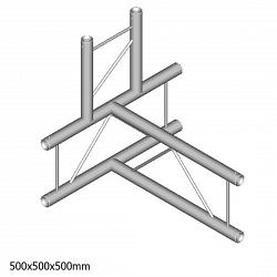 Металлическая конструкция Dura Truss DT 22 T42V-TD   T-joint + down