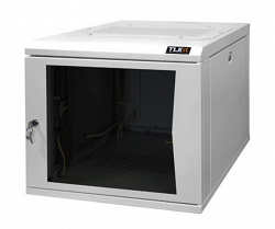 Настенный шкаф TLK TWC-065350-G-W-BK
