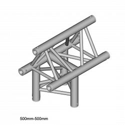 Металлическая конструкция Dura Truss DT 33 T37-T  T-joint