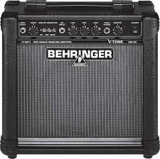 Гитарный усилитель Behringer GM 108