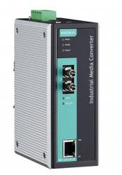 Медиаконвертер Ethernet MOXA IMC-101-M-ST-IEX