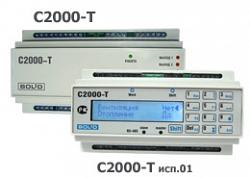 Контроллер технологический БОЛИД С2000-Т исп 1
