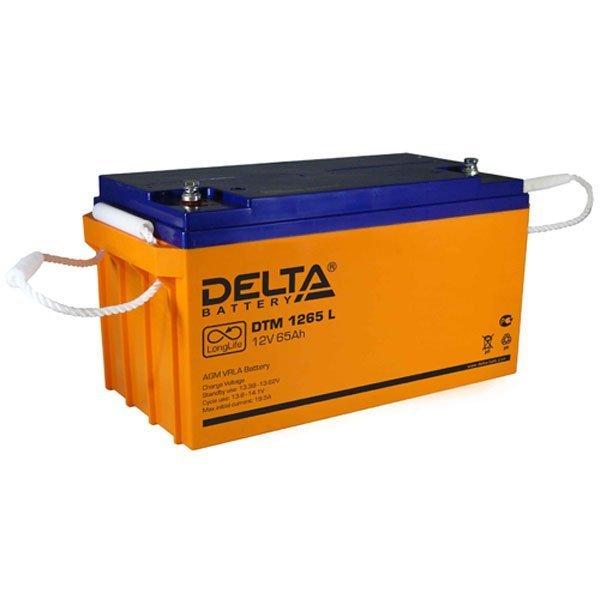 Аккумуляторная батарея Gigalink DTM1265L
