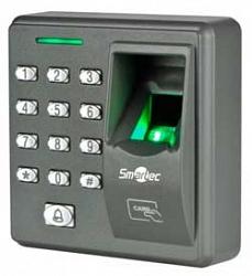 Биометрический считыватель-контроллер Smartec ST-SC110EKF