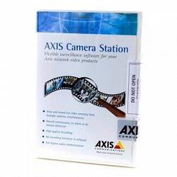 Базовая лицензия  - AXIS Camera Station Base Pack 4 channels (0202-700) Электронная версия
