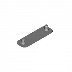 Металлическая конструкция Dura Truss DT 32-WP  Wall plate