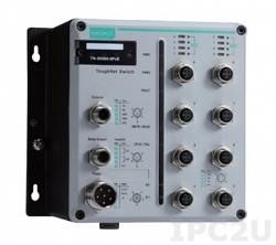 Управляемый коммутатор MOXA TN-5508A-8PoE-WV-T