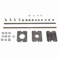 Упоры механические открытого и закрытого положений, привода 400 серии удлиненной версии