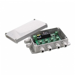 Блок усиления сигнала IMLIGHT SPLITTER 1-4-IP65