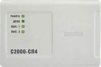 Адресный блок для управления Болид С2000-СП4/24