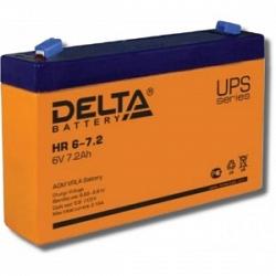 Аккумулятор Delta HR 6-7-2