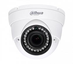 Уличная купольная HD-CVI видеокамера Dahua DH-HAC-HDW1400RP-VF