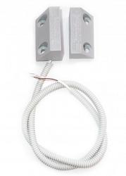 ИО 102-61 Б2П серый Малогабаритный извещатель охранный, точечный, магнитоконтактный, накладной