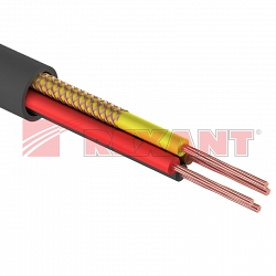 Шнур комбинированный ШВЭП (ШСМ) 4x0.12мм² (Rexant 01-4034)