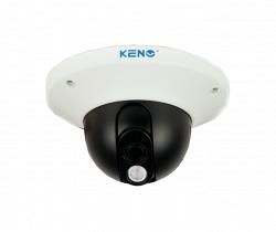Купольная IP видеокамера KENO KN-DE207F28