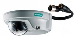 Купольная IP видеокамера MOXA VPort P06-1MP-M12-CAM25-CT