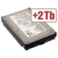 Опция: установка дополнительного жесткого диска Beward BRVX-1