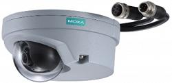 Купольная IP видеокамера MOXA VPort P06-2M25M-CT