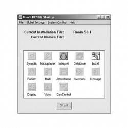 Загрузочное программное обеспечение DCN - BOSCH LBB4190/00-E