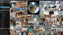Комплексная система управления видео GeoVision GV VMS до 64 каналов(3rd party)  лицензия на 30 IP камеру сторонних производителей