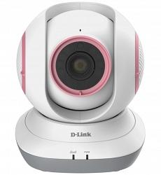 Беспроводная IP видеокамера D-Link DCS-855L