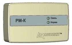 Релейный модуль Рубеж РМ-4К
