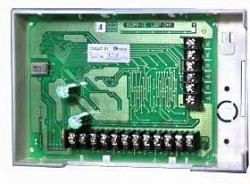 Сетевой контроллер шлейфов сигнализации СКШС - 03-4 IP20