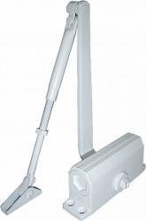E-603D белый Доводчик для дверей весом до 75 кг