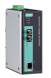 Медиаконвертер Ethernet MOXA IMC-101-M-ST-T
