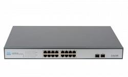 Коммутатор Gigalink GL-SW-G001-16P