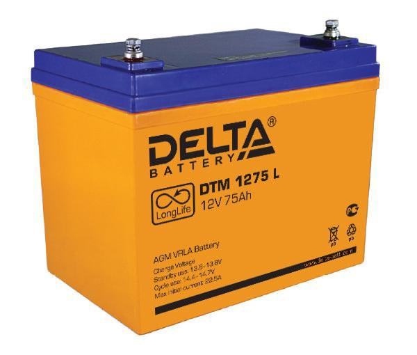 Аккумуляторная батарея Gigalink DTM1275L