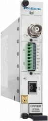 Устройство передачи видеосигнала и данных по многомодовому волокну Teleste CRR331