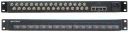 16 каналов (активный) приемник видео  Beward LLT-1610R