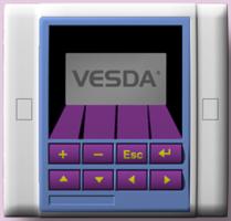 Контрольный дисплей LaserPlus - Vesda/Xtralis VRT-100