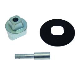 Шпиндель для напольных доводчиков увеличенной длины на +30 мм Dorma 45200408