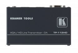 Передатчик VGA сигнала TP-112HD