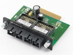 Модуль расширения MOXA NM-FX02-S-SC