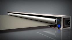 Прозрачный экран Medialas SCRIM 400 HighSpeed