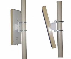 Антенна секторная уличная  Beward RFE-2400-120-13