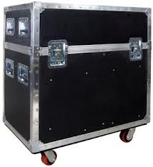 Переносной бокс Elation Touring Case 4x E Spot LED
