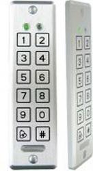 Сверхтонкая антивандальная металлическая пьезо клавиатура AYC-E55