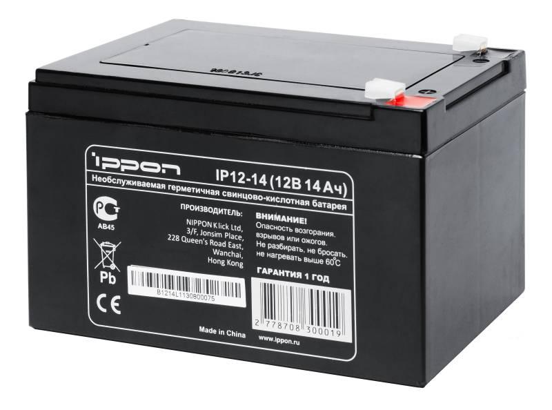 Батарея для ИБП Ippon IP12-14