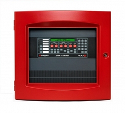 Панель пожарной сигнализации Simplex 4010-9503BA